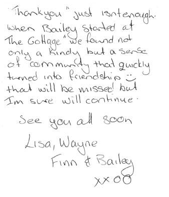 Testimonial Lisa